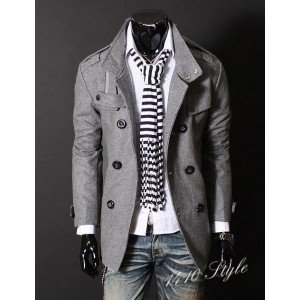 Manteau Imper Trench Tendance