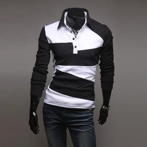 Tee Shirt Homme Tendance Rayé