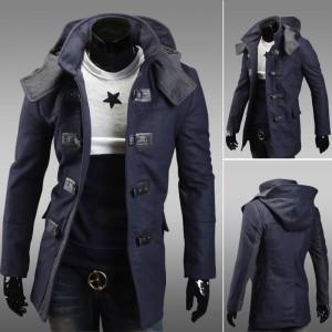 Manteau Tendance pour Homme