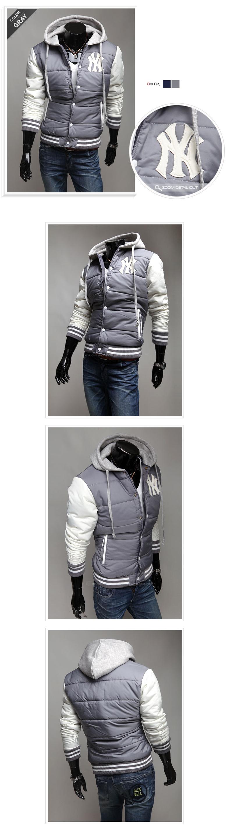 Doudoune fashion New York